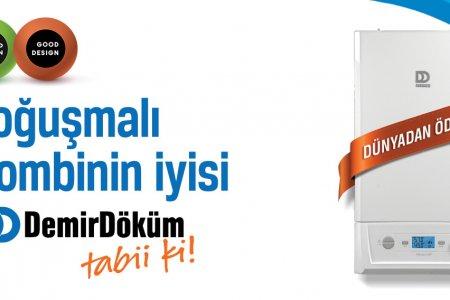 DemirDöküm Kombide Eskisini Getir Yenisini Götür Kampanyası!