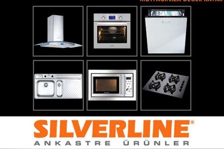 Silverline 2018 Ankastre Modelleri ve Fiyatları